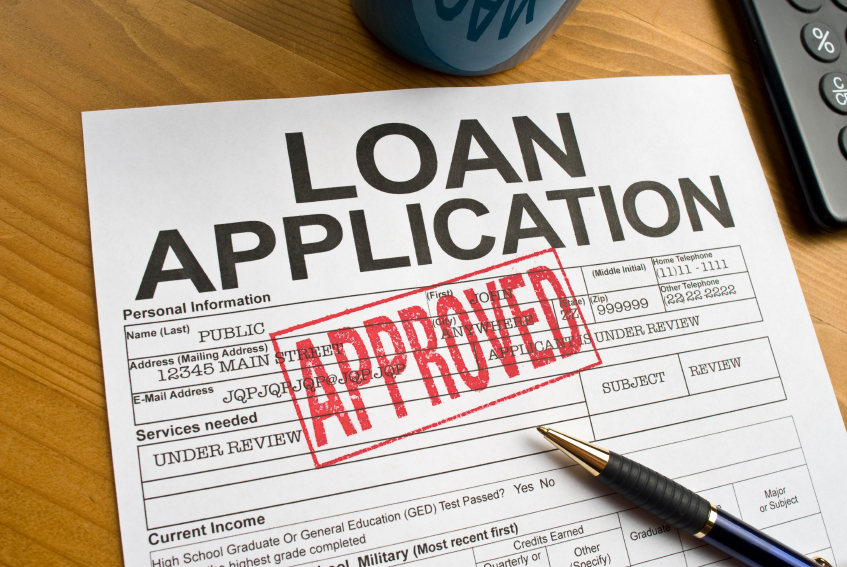 How lenders assess applications